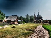 Museum of Wooden Architecture - Suzdal