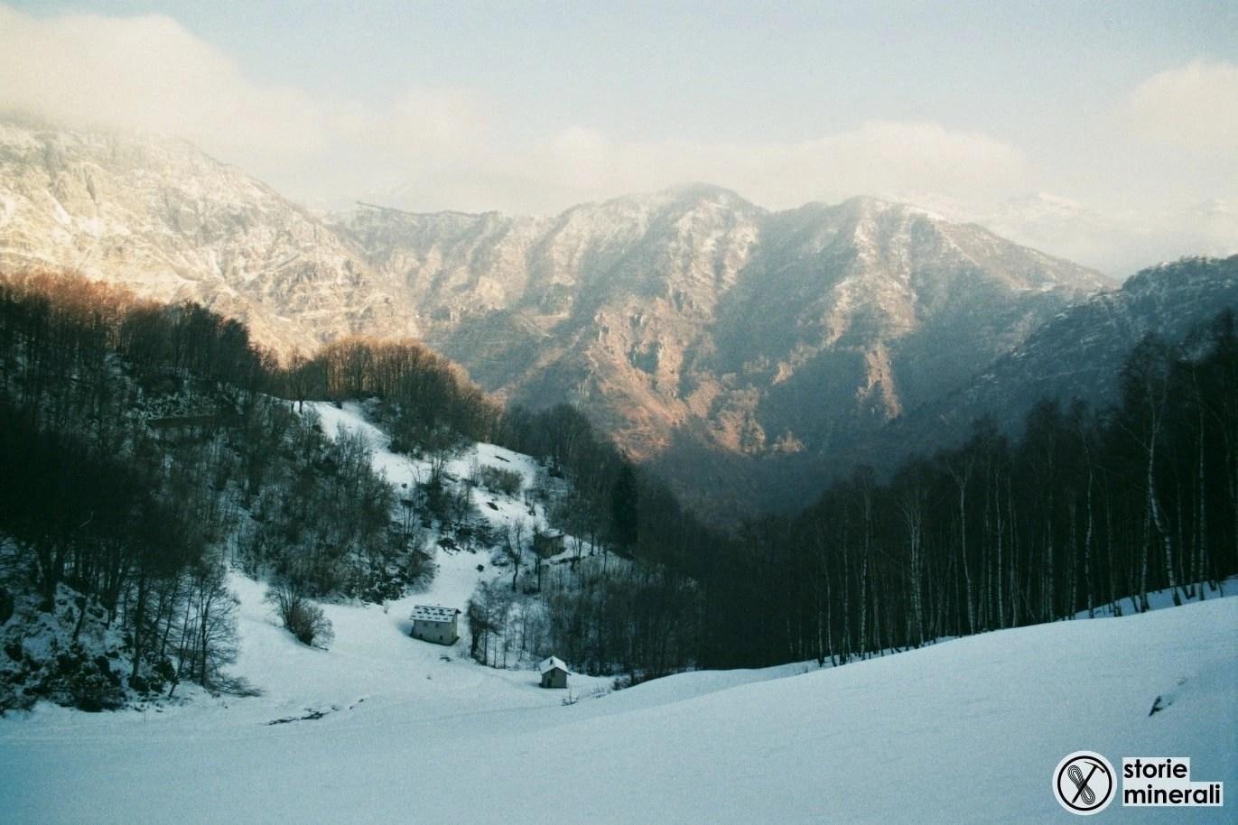 Piani d'Erna - Val Boazzo - Monte Due Mani - Resegone - Cima Muschiada