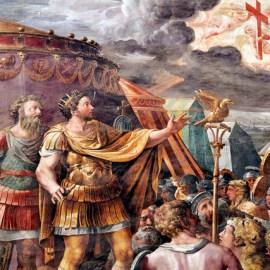 """L'origine romana del Natale (seconda parte): il cristianesimo diventa religione """"di stato"""""""
