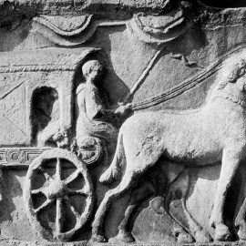 Cursus publicus: mezzi di comunicazione romani