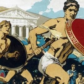 Nascita, Fine E Rinascita Dei Giochi Olimpici