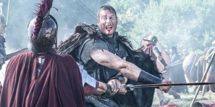 Il confronto tra Arminio e il fratello Flavo
