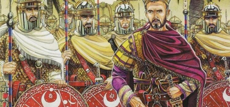 Aureliano: Manu ad ferrum