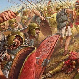 La battaglia di Cinocefale
