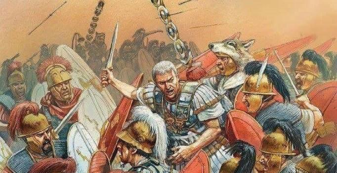 La battaglia di Munda