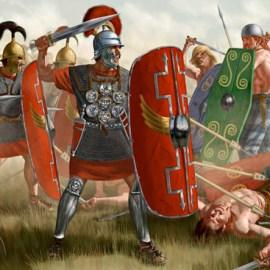 La battaglia di Talamone e Clastidium