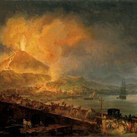 La vera data dell'eruzione del Vesuvio