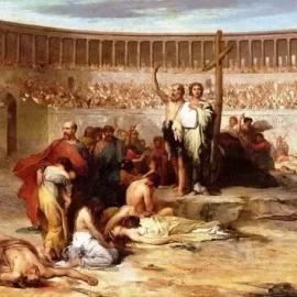 Il martirio di San Valentino