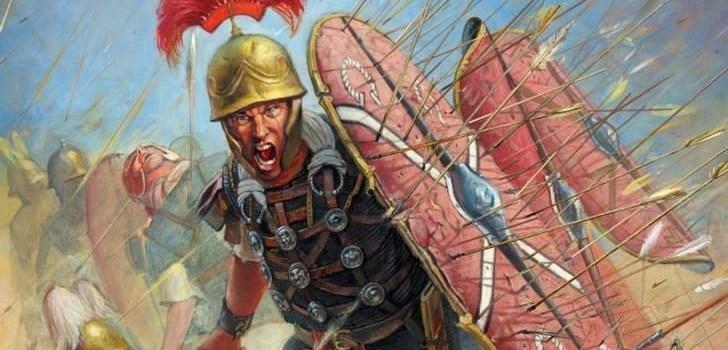 Il centurione che sopravvisse a 120 frecce