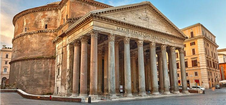 Il Pantheon – il templio di tutti gli dèi