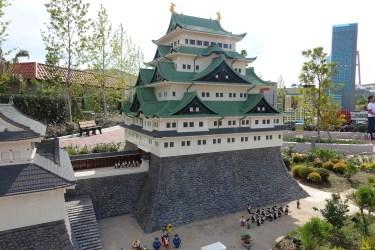 Lego Himeji Castle