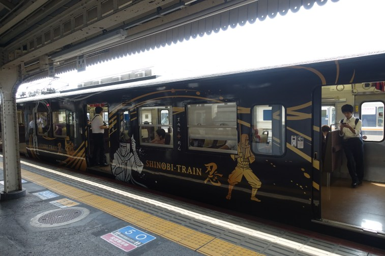 Shinobi Train