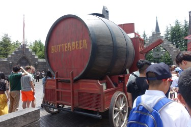 Barrel of Butterbeer