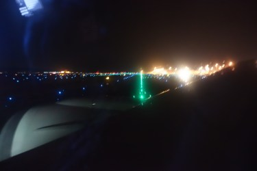 Runway lights