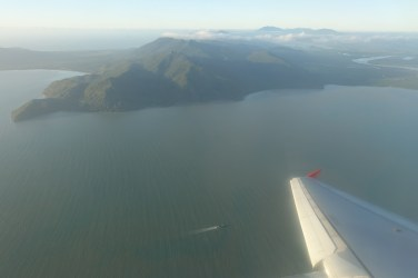 Leaving Cairns