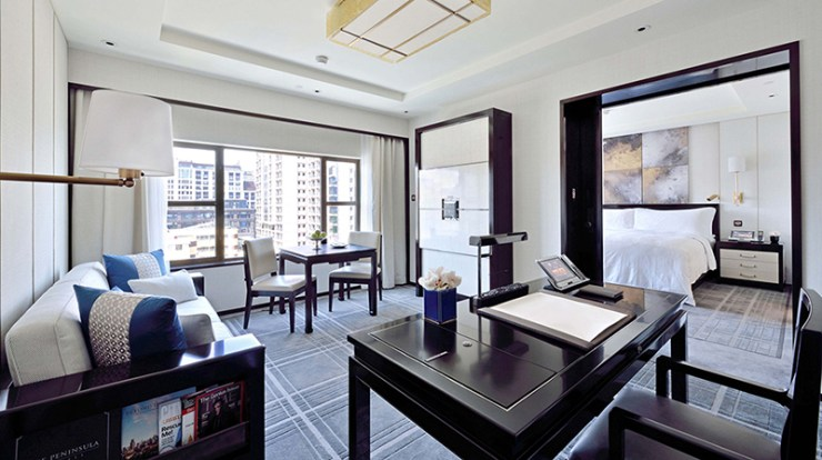 Forbes Travel Guide's 2019 World's Best Hotel Rooms 7