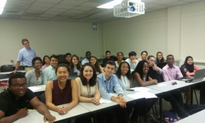 Hannah Jang internship