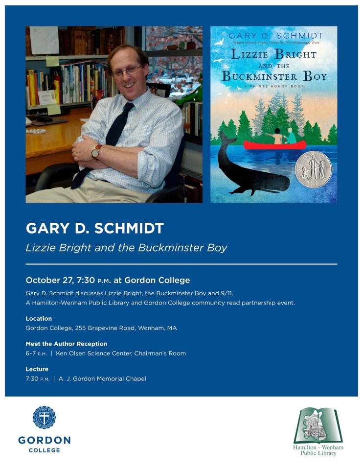 community-read-event-gary-schmidt-oct-27