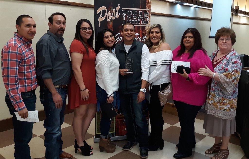 Jaime Hernandez family
