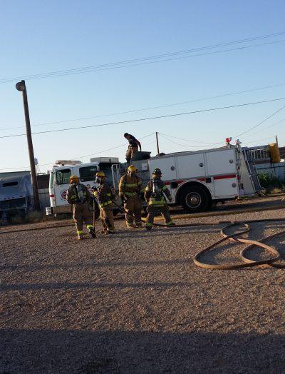 Jaime Hernandez Post Volunteer Fire Department