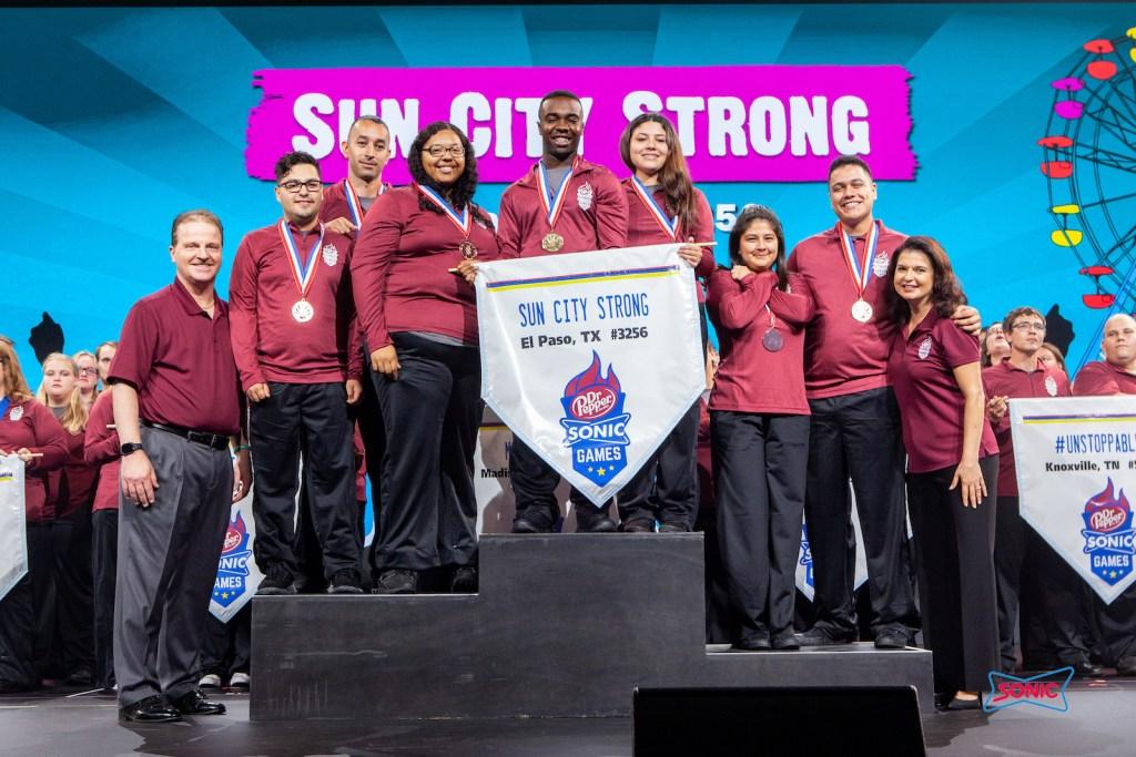 El Paso Bronze SONIC Games 2019