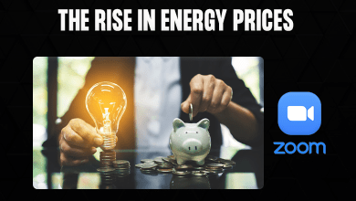 The Rise in energy prices