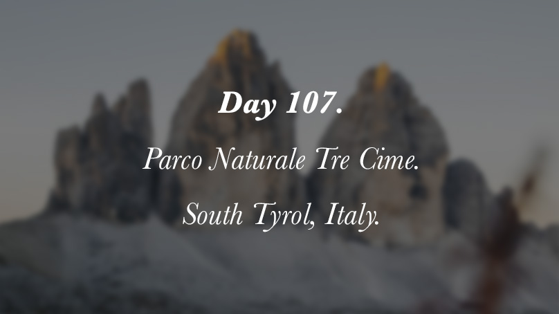 Day 107