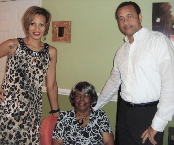 Patsie and family