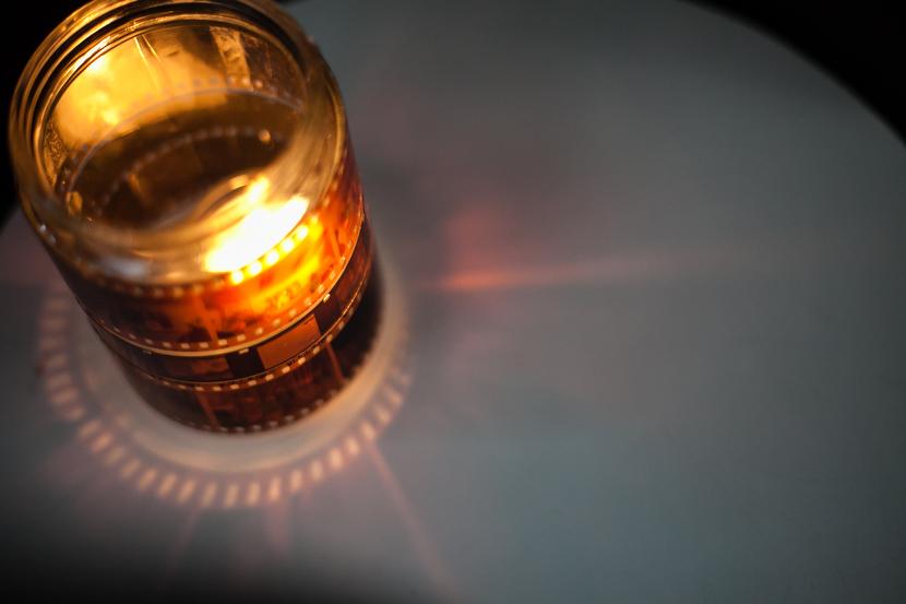 Repurpose old film slides / strips / rolls / canisters | ecogreenlove