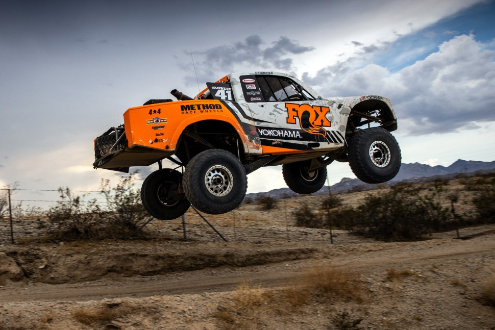 Next-Gen FOX Live Valve Takes Off-Road Race Tuning To New Heights