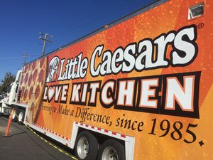 Little Caesars Pizza Day