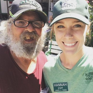 Hannah, Director of Friendship Park