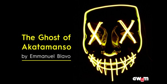 The Ghost of Akatamanso by Emmanuel Blavo Awam