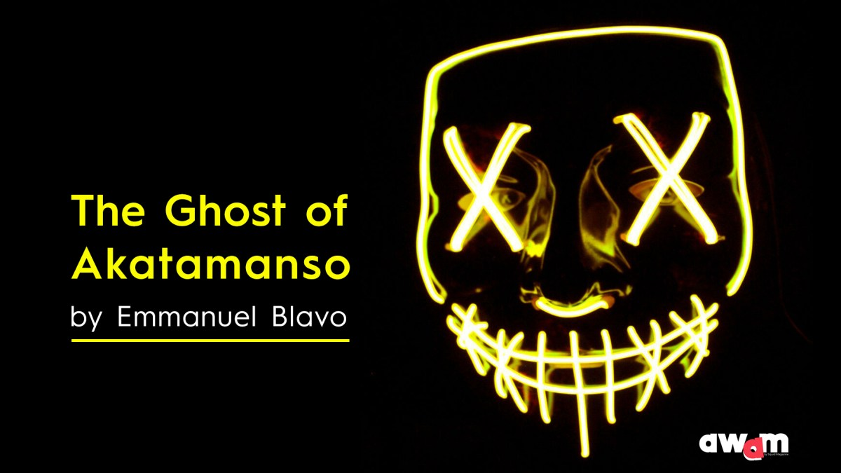 The Ghost of Akatamanso by Emmanuel Blavo
