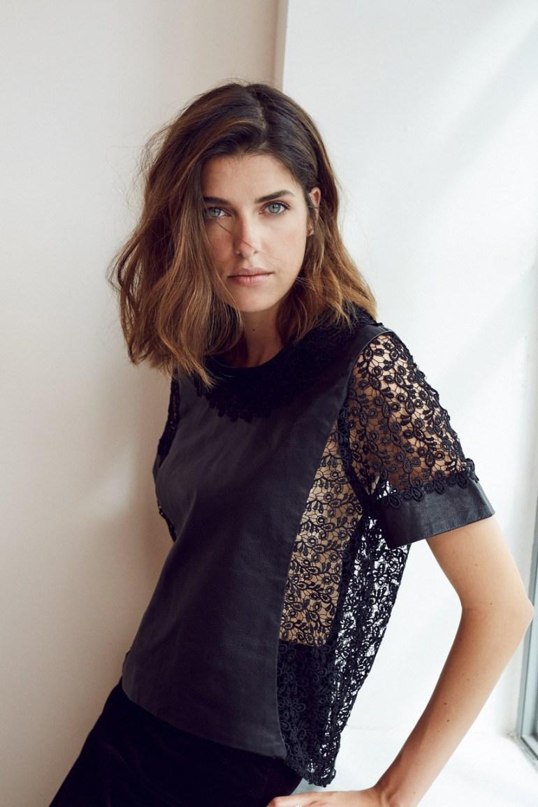 Model Marie Nasemann