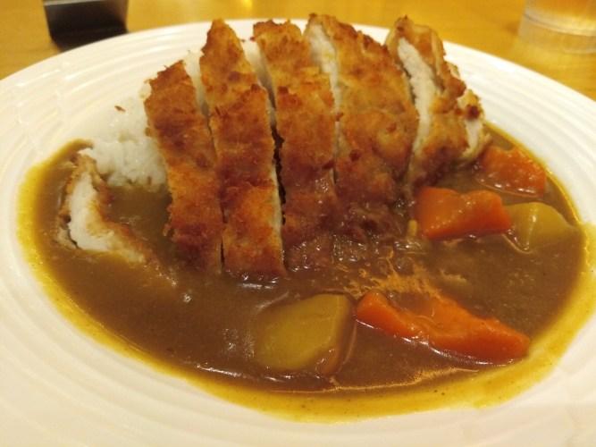 Katsu Curry Rice by Fukuya Japanese Restuarant