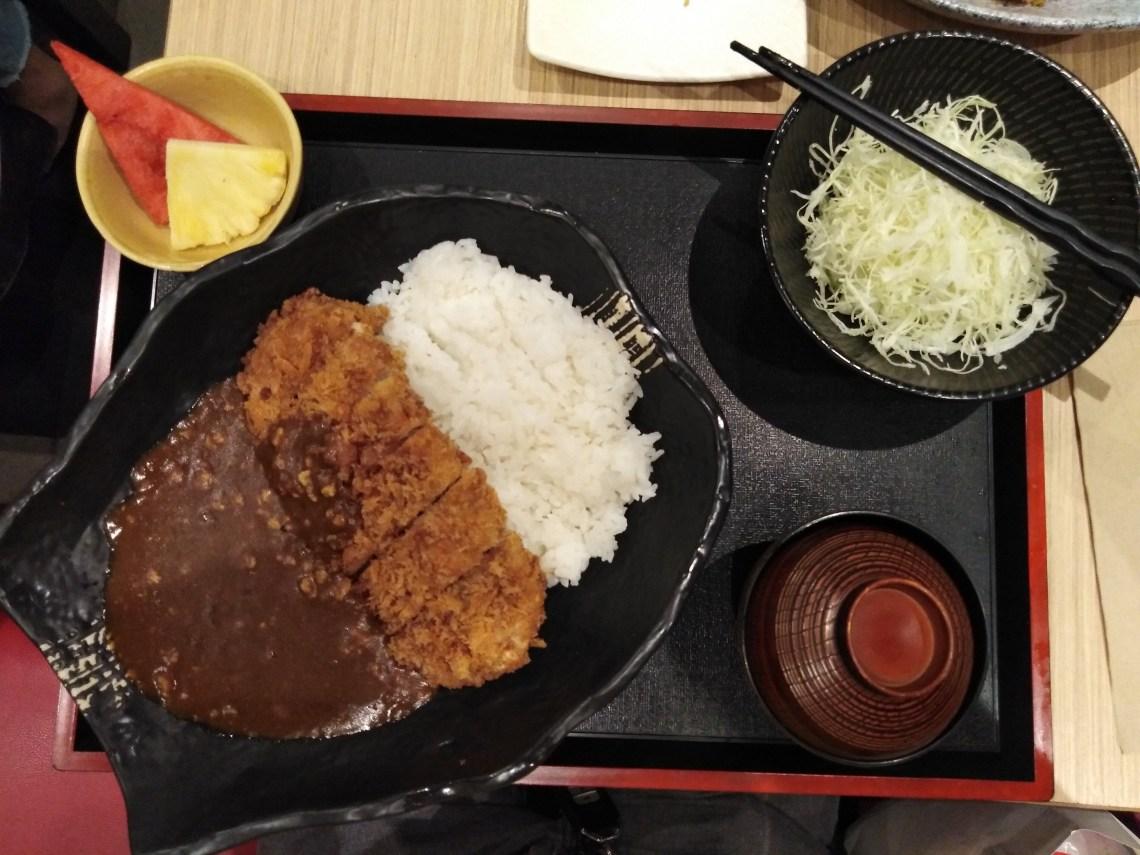 Rosu Katsu Curry by Yabu: House of Katsu