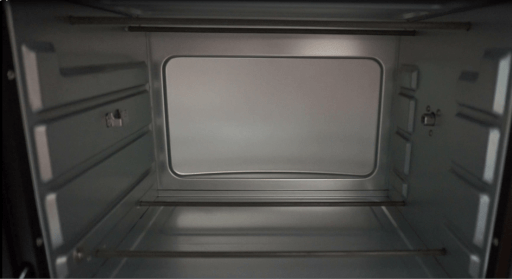 Oven space of Kyowa KW-3330