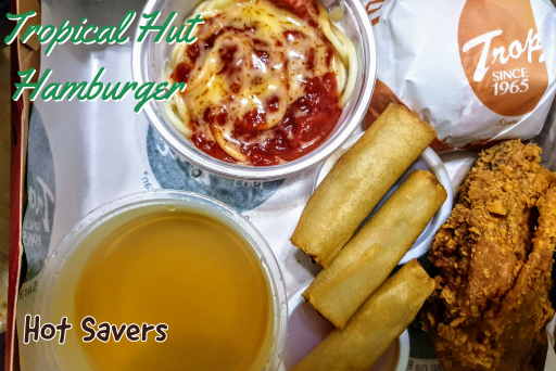 Hot Savers by Tropical Hut Hamburger