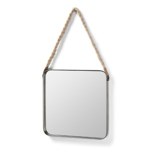 STEP Mirror | Pewter