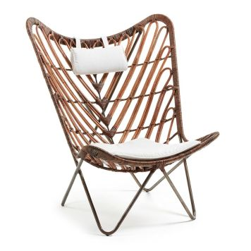 Lounge Chair | Rattan