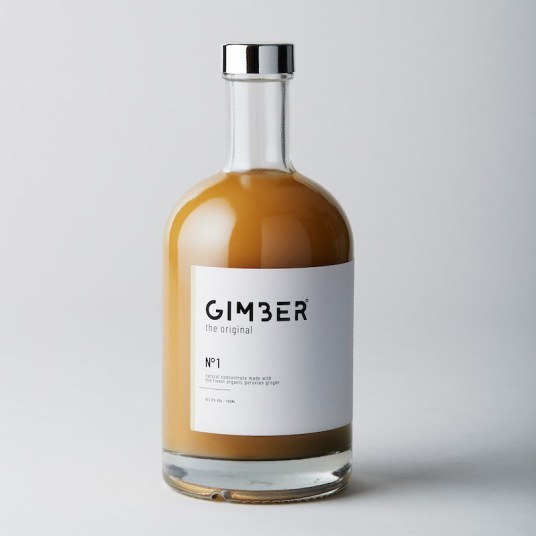 Alcohol Free Ginger Drink Gimber 700 ml