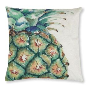 Cushion Cover Pineapple Print