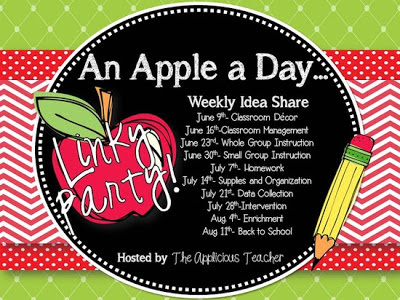An Apple a Day Linky Party – Classroom Management