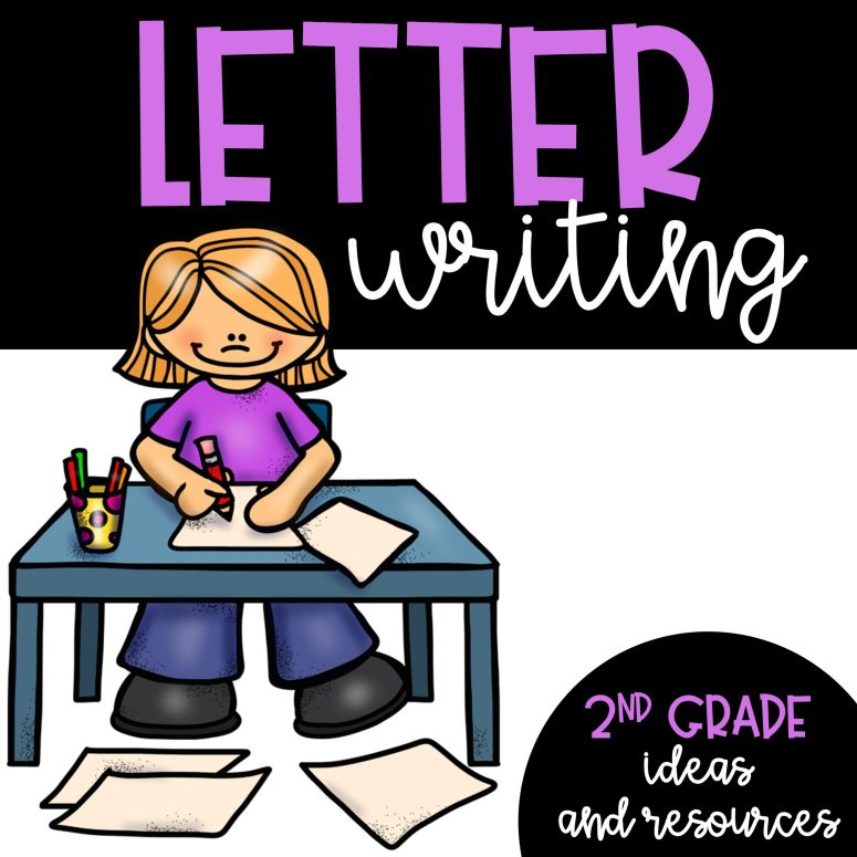 Friendly Letter Writing in 2nd Grade