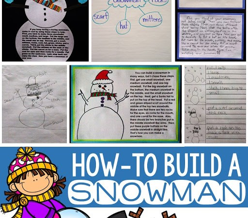 How-To Build a Snowman