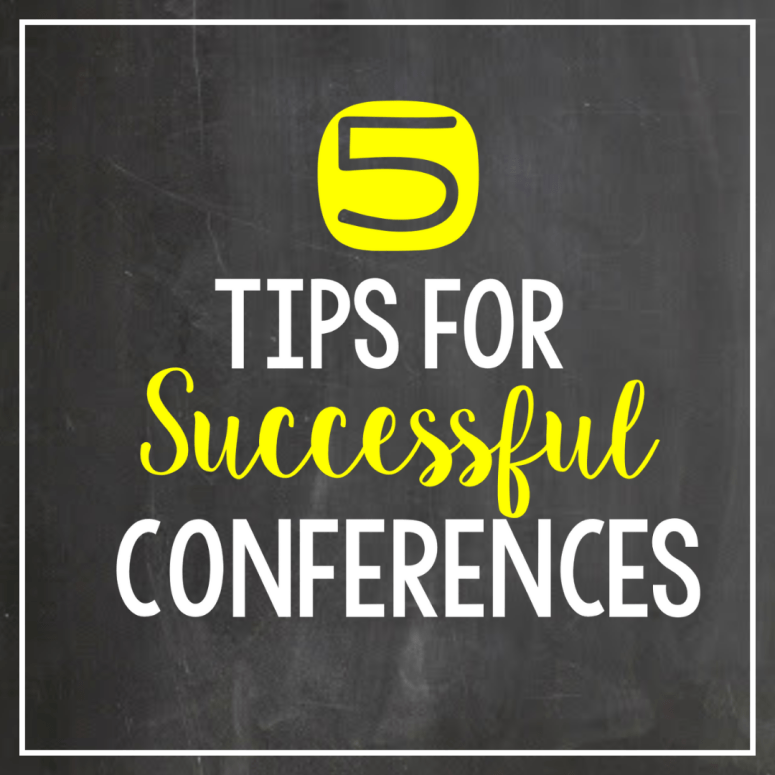 5 Tips for Successful Conferences