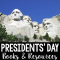 Presidents' Day is just around the corner and I thought I'd share some of my favorite resources to use in the classroom.