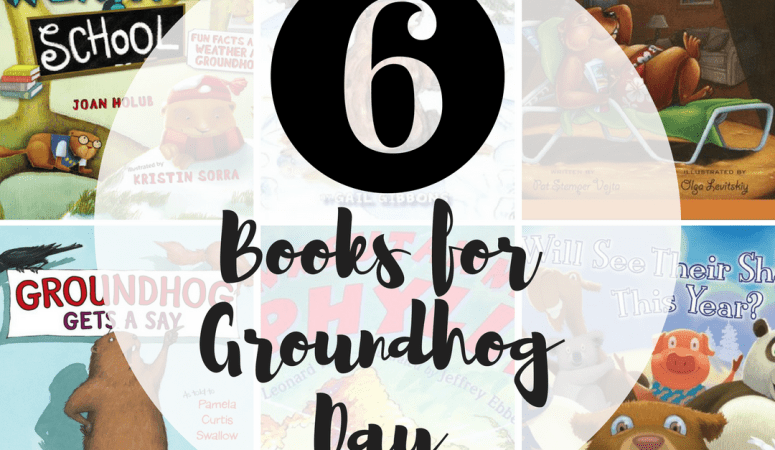 6 Books about Groundhog Day