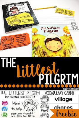 The Littlest Pilgrim (Book Companion Freebie)